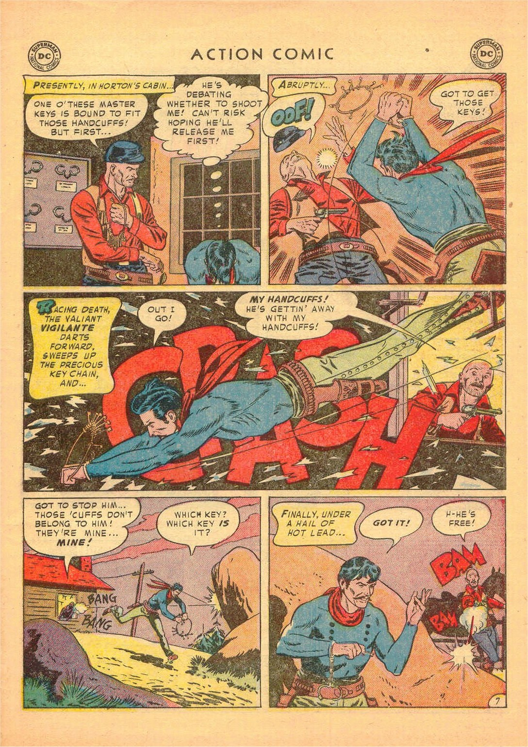 Action Comics (1938) 170 Page 38