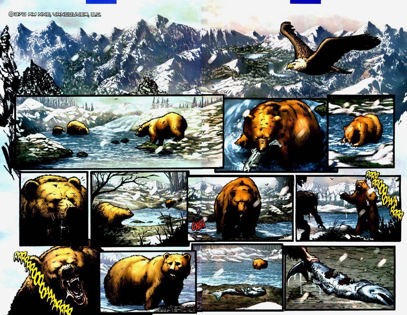 Read online Wolverine (2003) comic -  Issue #13 - 3