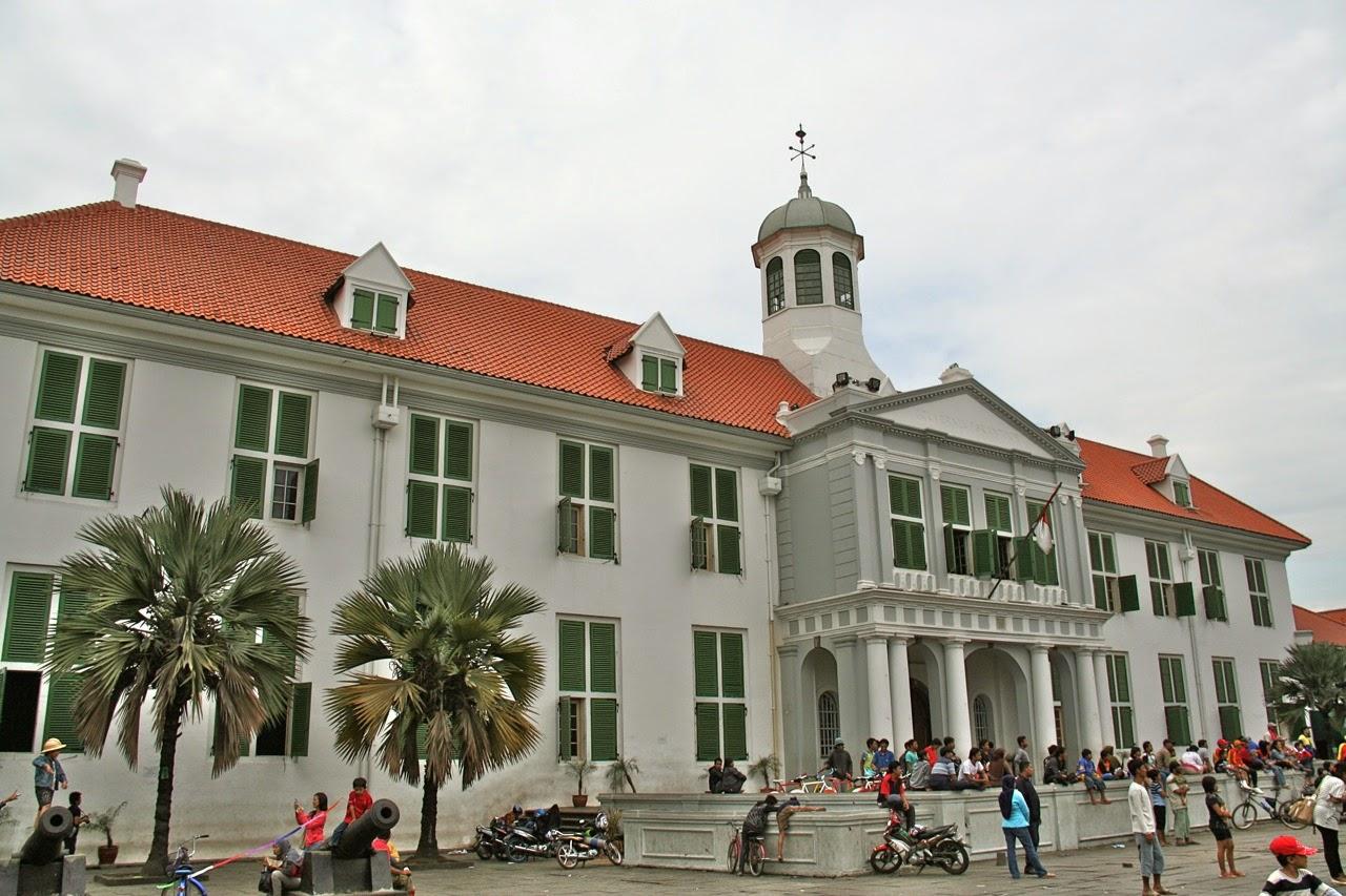 Tempat Wisata Kota Tua Di Jakarta Utara