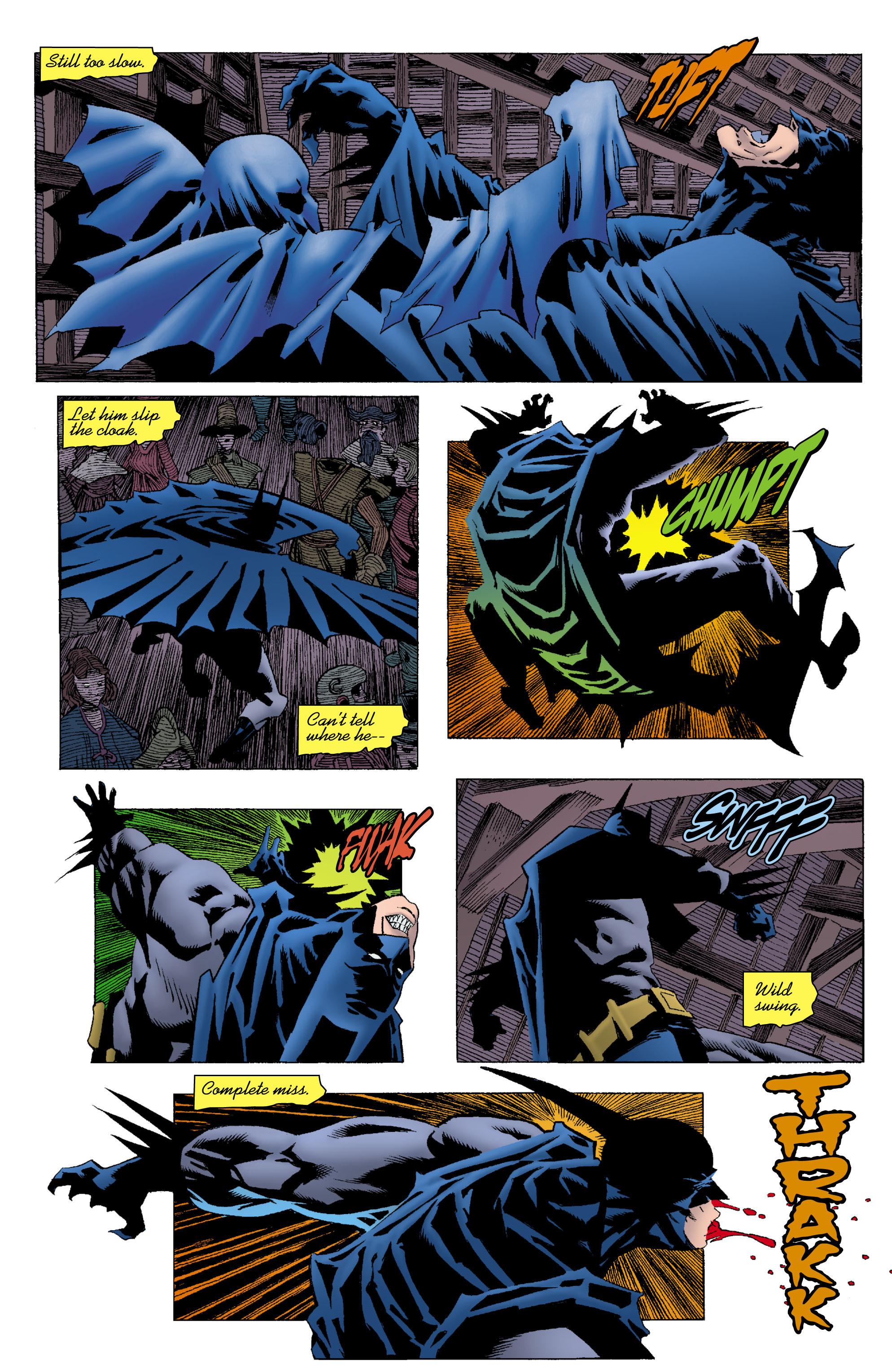 Read online Batman: Unseen comic -  Issue #4 - 15