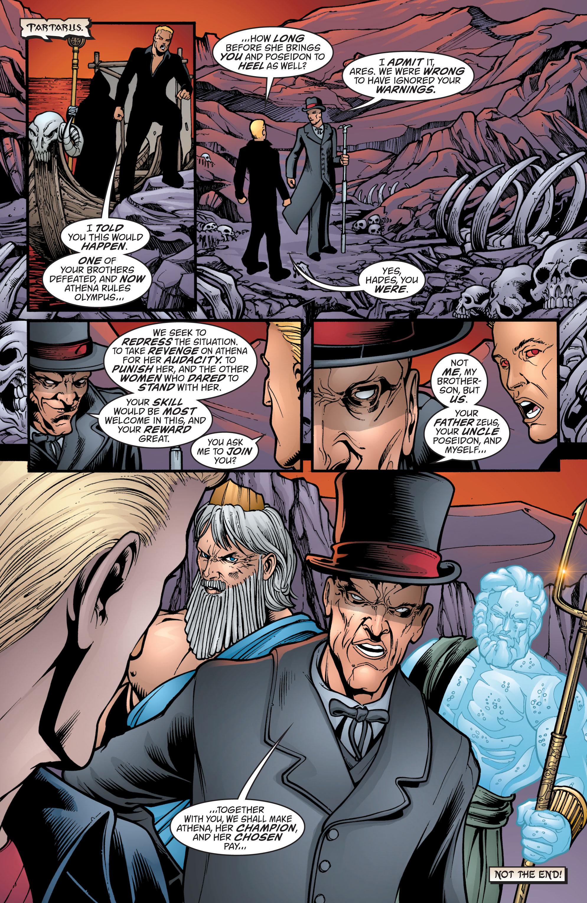 Read online Wonder Woman (1987) comic -  Issue #213 - 21
