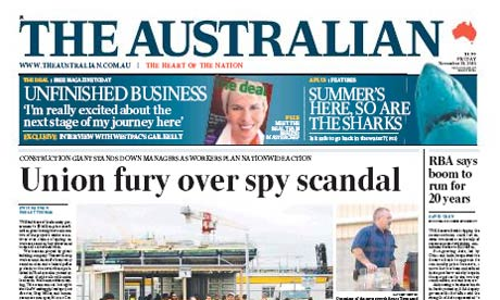 Thesis writing service australia news