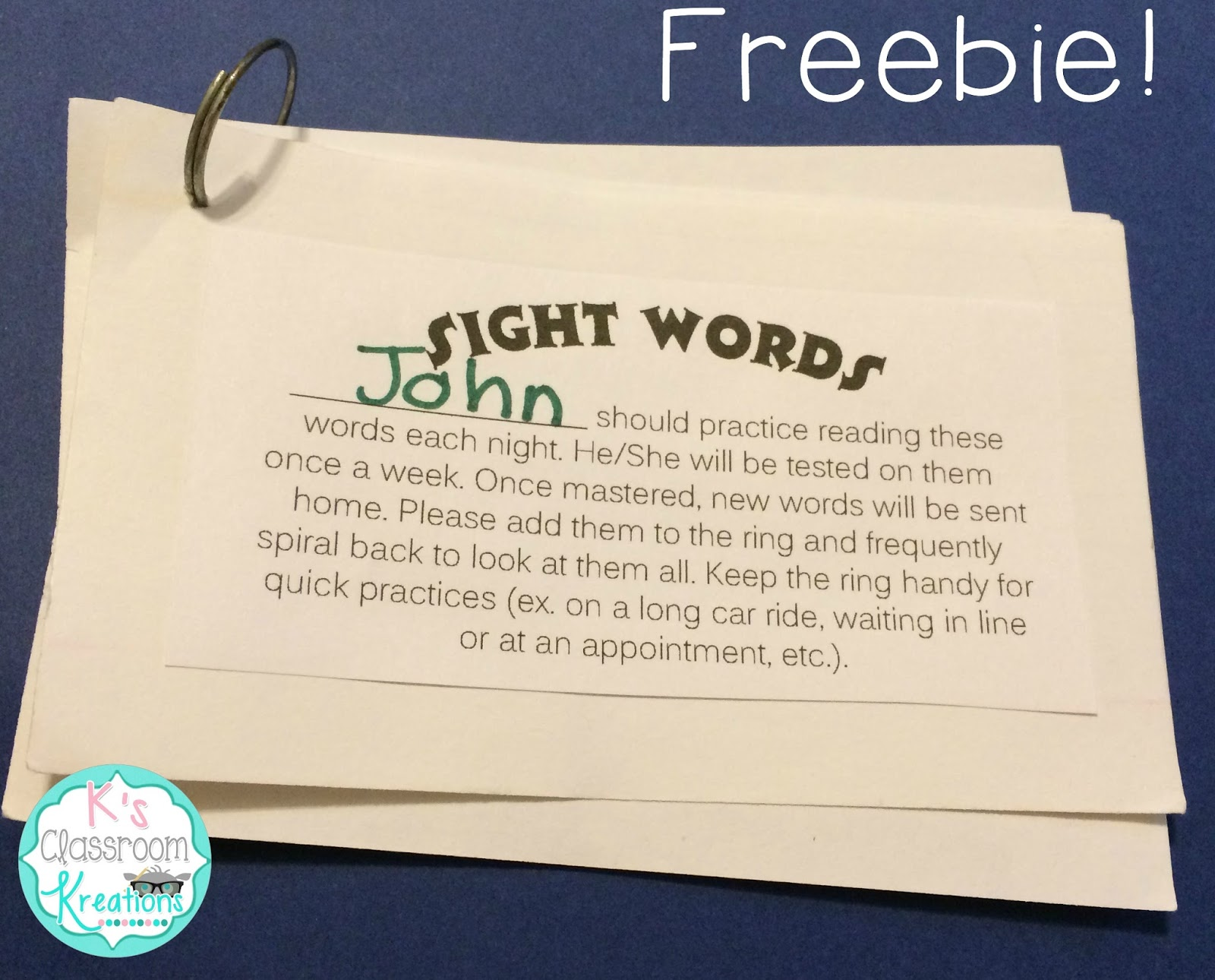 Who S Who And Who S New Differentiated Sight Word Practice Amp Freebie