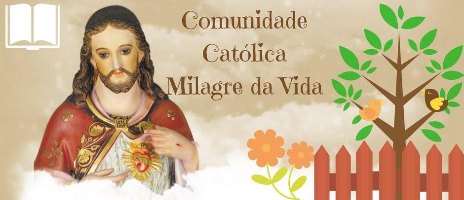 Comunidade Católica Milagre Da Vida Capas E Gifs Usadas: Comunidade Católica Milagre Da Vida: GIFS- CARTÕES DE