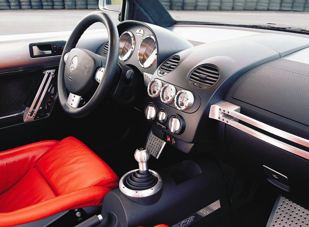 New Volkswagen Beetle >> FAB WHEELS DIGEST (F.W.D.): Volkswagen Beetle RSi (2001-03)