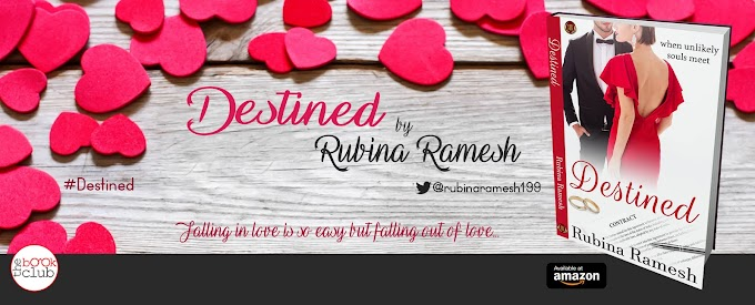 Blog Tour: DESTINED by Rubina Ramesh