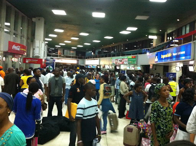 5 Struggles Nigerians Who Use the Lagos Airport Will Understand