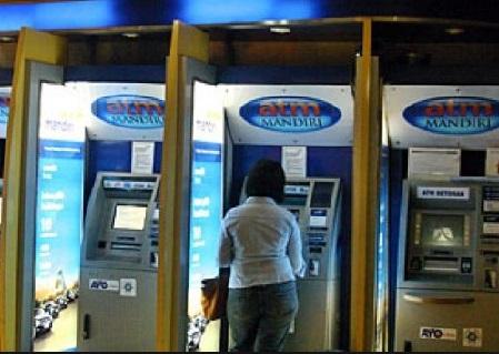 Lokasi Atm Mandiri Setor Tunai Cdm Jabodetabek Bandung Surabaya Denpasar Informasi Perbankan