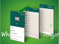 BBM Mod WhatsApp Apk v3.2.0.6 ( WA ) Terbaru Full Mod By Riche Evan II