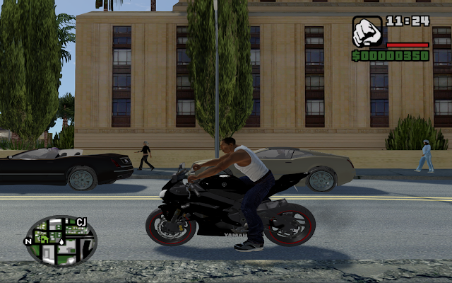GTA San Andreas USA MOD Ultra Graphics Low Pc 2019