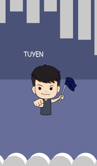 Tuyen - smart young man