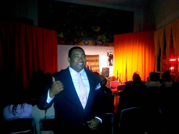 Stevie Mack Comedian