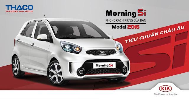 kia morning si 2016 gia xe -  - Bảng giá xe KIA 2016 cập nhật mới nhất tại Việt Nam