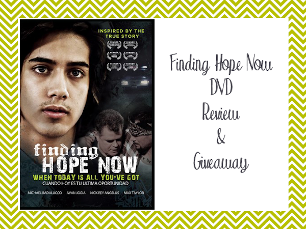 Finding Hope Now { A DVD Review & Giveaway}