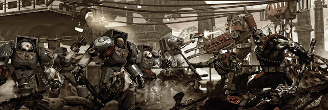 The Future of 40k, AoS, and the Horus Heresy