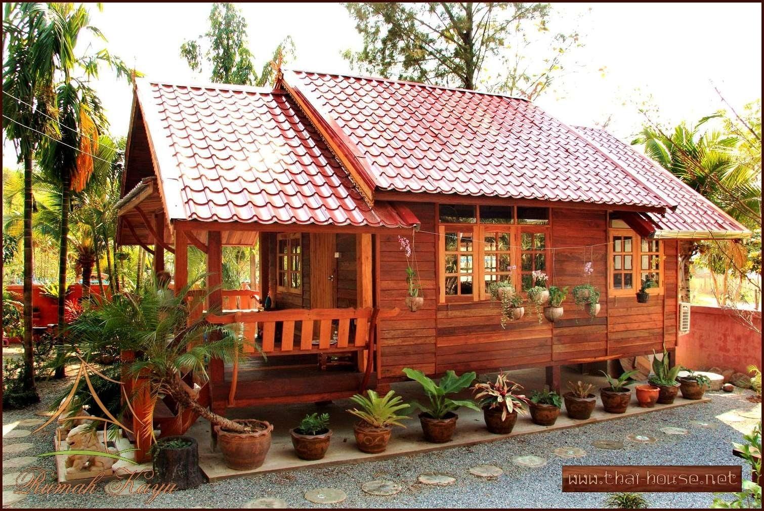 Desain Rumah Kayu Minimalis Sederhana Dan Klasik Dengan Nuansa Modern