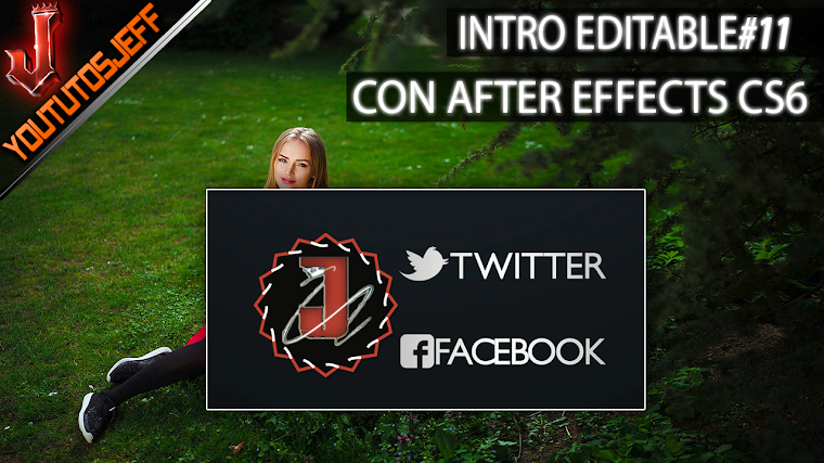 Intro editable #11 con after effects CS6   2016