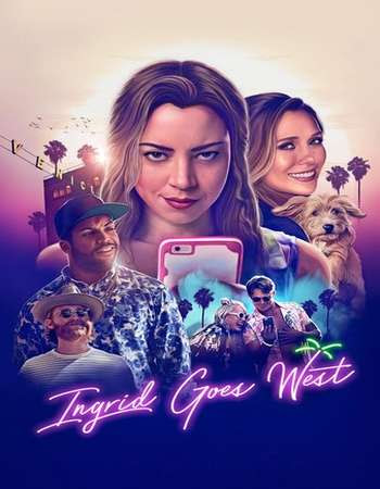 Watch Online Ingrid Goes West 2017 720P HD x264 Free Download Via High Speed One Click Direct Single Links At WorldFree4u.Com