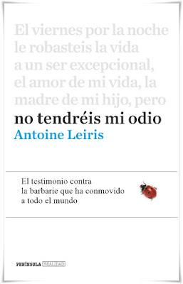 No tendréis mi odio, Antoine Leiris