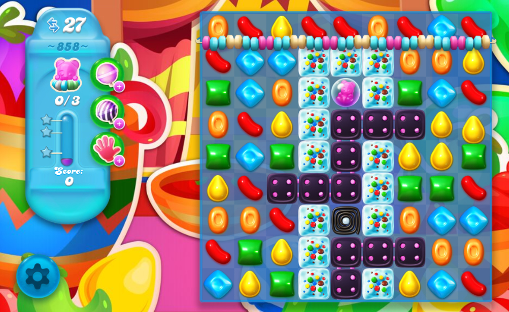 Candy Crush Soda Saga 858