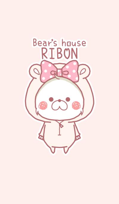 Bear's house -RIBON-