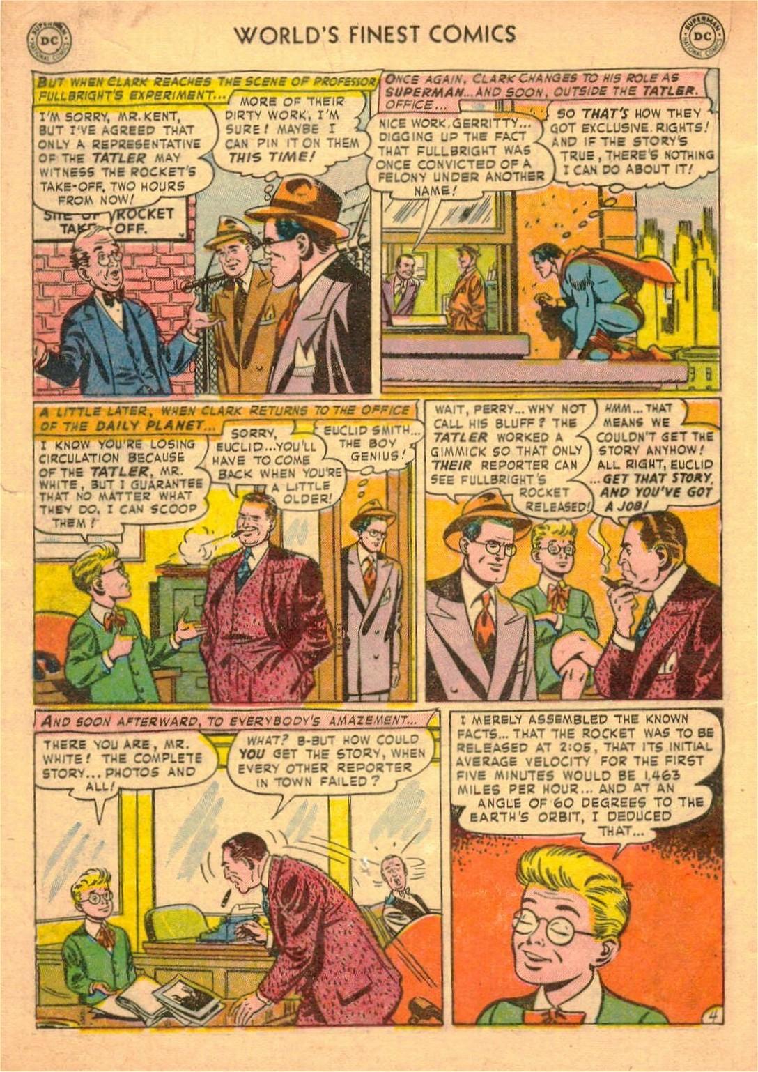 Read online World's Finest Comics comic -  Issue #58 - 6