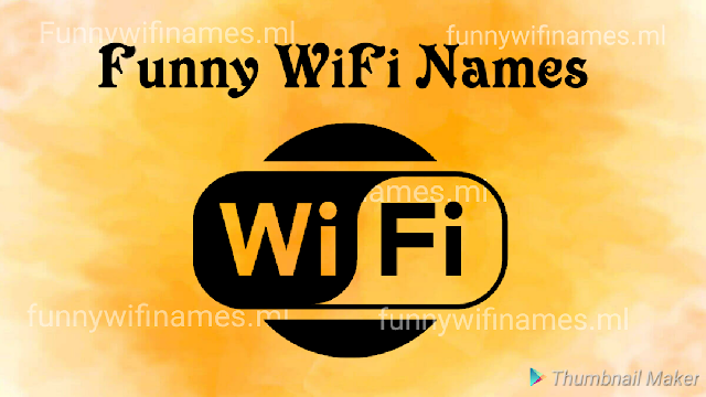Funny wifi names for Shop, Cafe,(Router Network SSID Names).