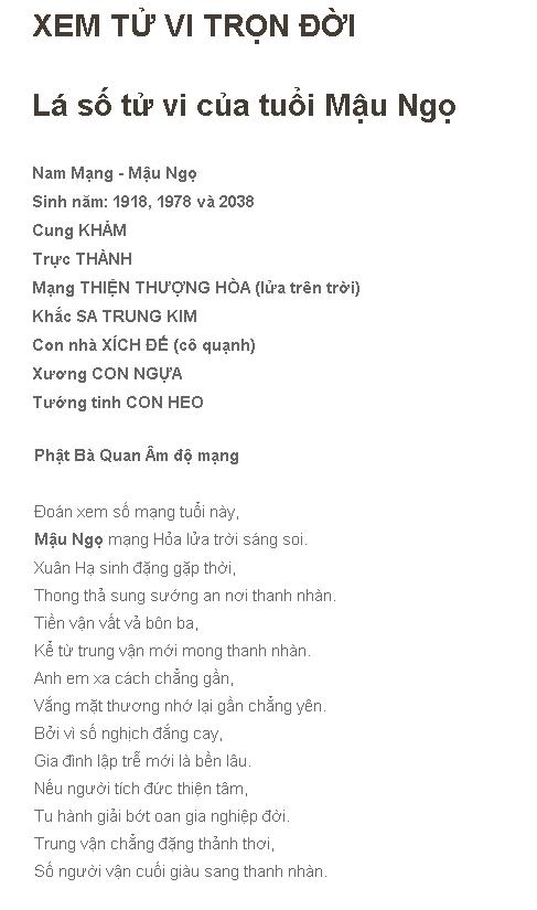 Tu Vi Tron Doi Mau Ngo 1978