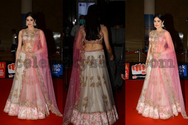 Adah-Sharma-latest-lehengas2