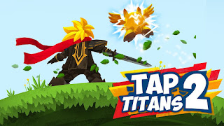 Tap Titans 2 MOD APK+ DATA 1.2.8 Unlimited Money Full Free for Android
