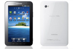 More than 600,000 Samsung Galaxy Tabs sold worldwide just 30 days after its launch