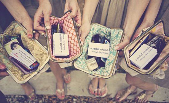 Wedding Gifts From Bridesmaids: Winnipeg Weddings, Event Planning