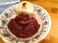 Hot Fudge Sundae Cake