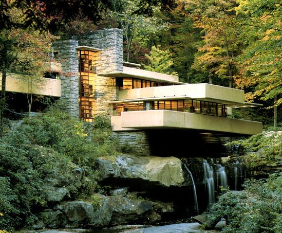 Langgam Arsitektur Modern Organik