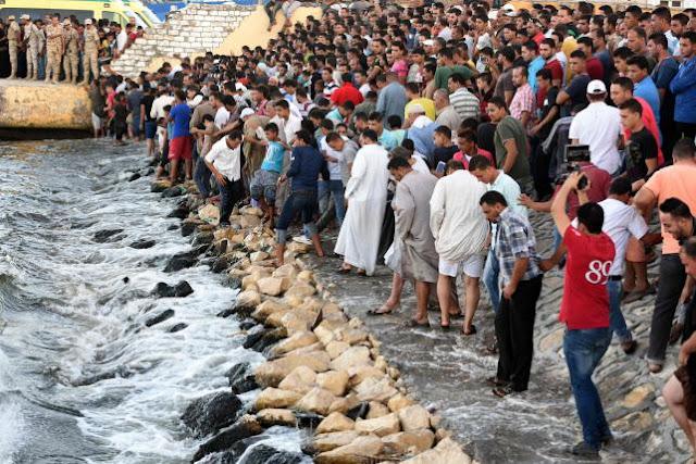 كشف أسماء التلاميذ ضحايا توك توك البحيرة - لحظة تشيع جنازة تلاميذ البحيرة ضحايا حادث التوكتوك