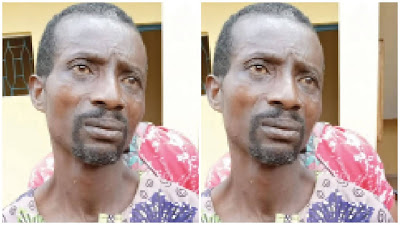 Police Arrests 50-year-old father For Defiling His 13-year-old Daughter