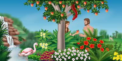 """CHÙM THƠ """"GỞI TÌNH CHO CHÚA""""-Rắn trong vườn địa đàng"""