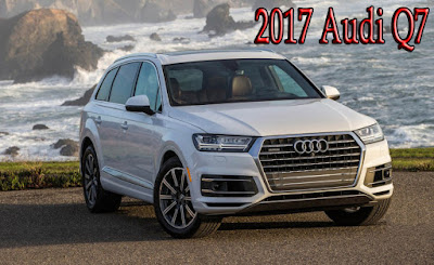 2017 Audi Q7: Second Drive,Opulent, Effortless, And Too Good For Children  - Otomotif Review