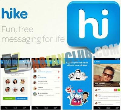 Hike Messenger 1 0 for Nokia N8 & Belle - Free App Download