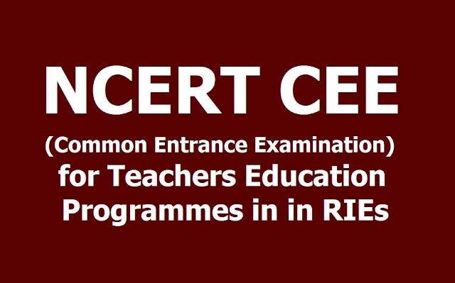 NCERT CEE (Common Entrance Examination)