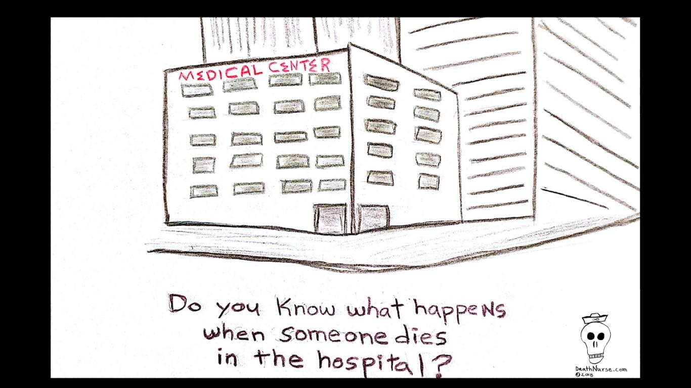 Death Nurse: Cartoon Wednesday