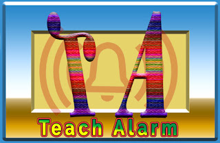 New Logo Of Official Teach Alarm Website.