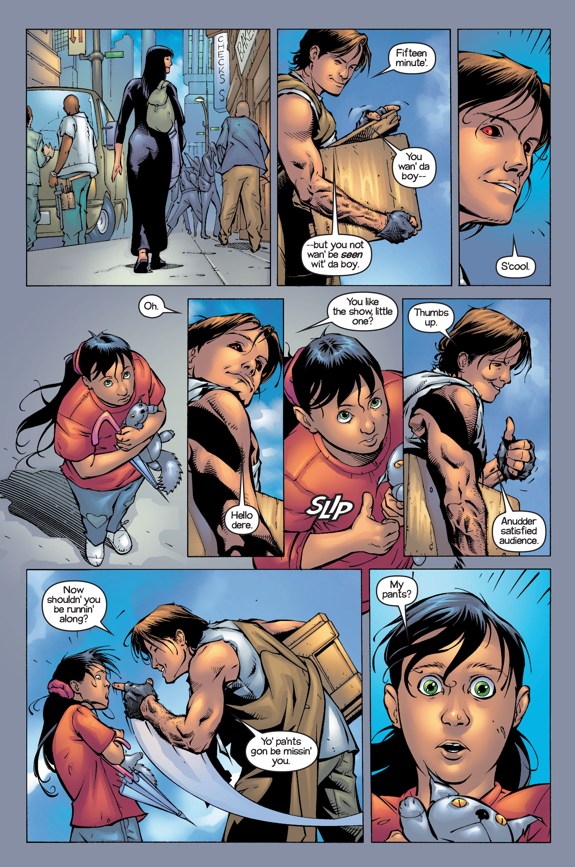 Read online Ultimate X-Men comic -  Issue #13 - 11