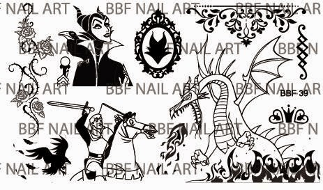 Lacquer Lockdown - Loja BBF, nail art stamping blog, nail art stamping plates, lace, beauty and the beast,, sleeping beauty, malificent, sugar skulls, nail art, stamping, tattoos, roses, stained glass, new nail art stamping plates 2015, new nail art image plates 2015, diy nail art, cute nail art ideas, dragons