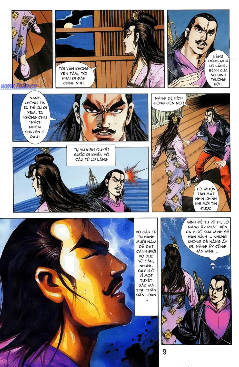 Tần Vương Doanh Chính chapter 19 trang 22