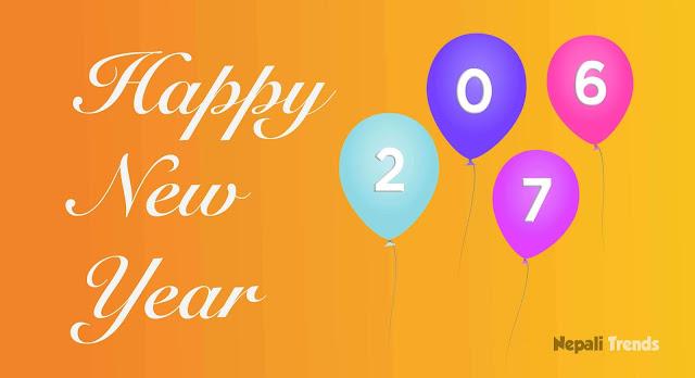 Nepali Happy New Year 2076