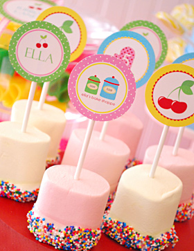 warehouse buffet birthday