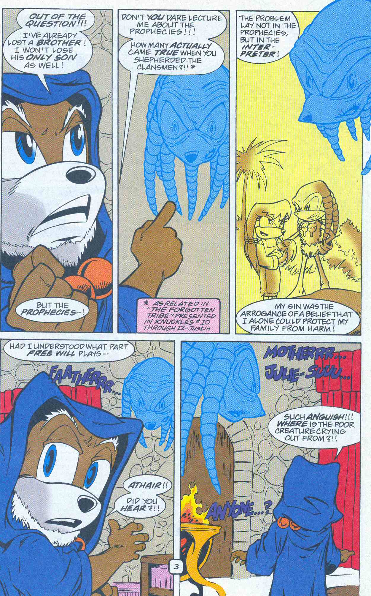 Read online Sonic The Hedgehog comic -  Issue #96 - 20