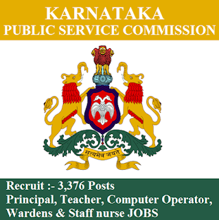 Karnataka Public Service Commission, KPSC, PSC, PSC Answer Key, KPSC Answer Key, Answer Key, kpsc logo