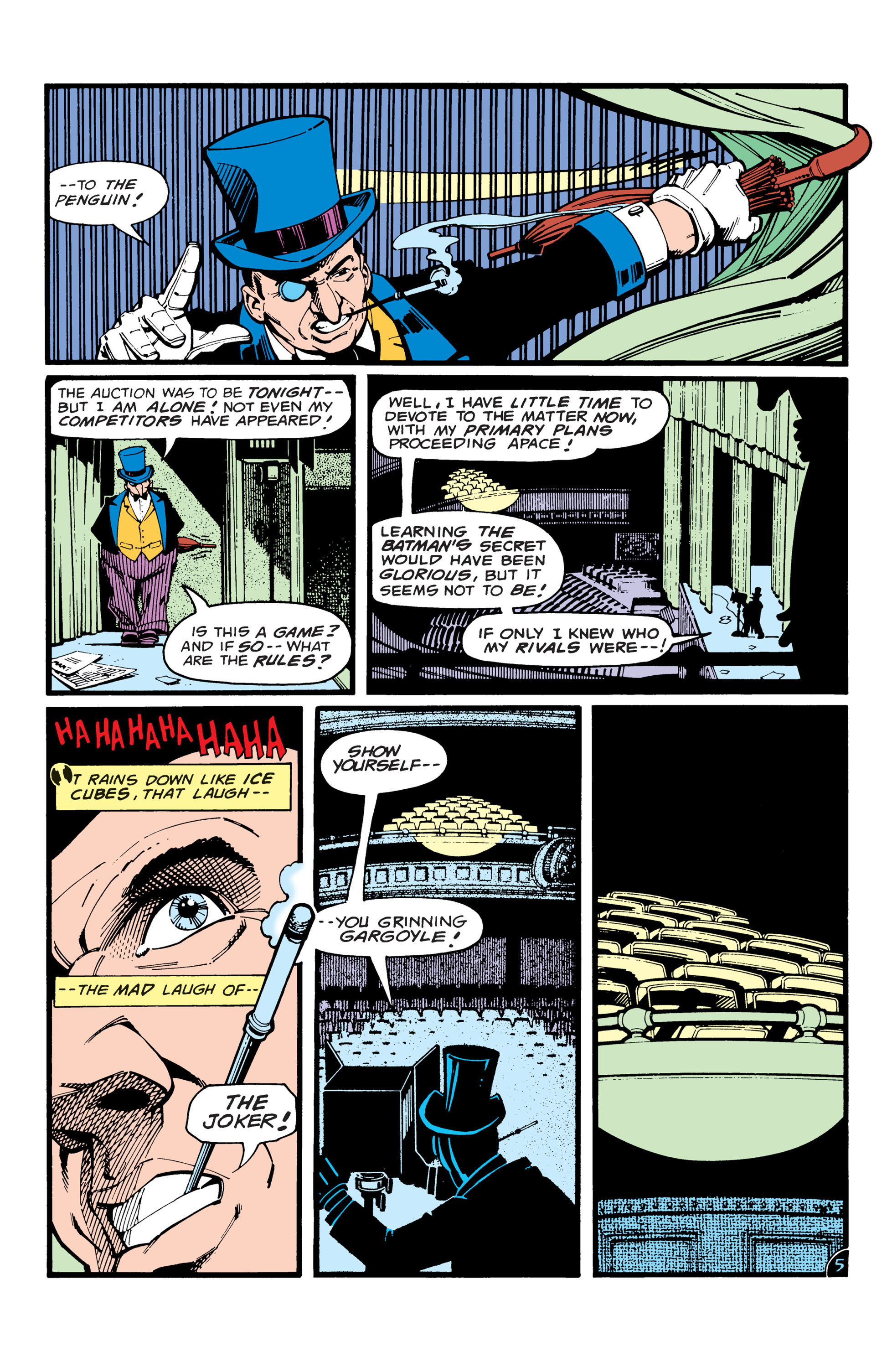 Detective Comics (1937) 473 Page 5